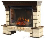 Каминокомплект Real Flame Stone New с очагом Firespace 33W S IR