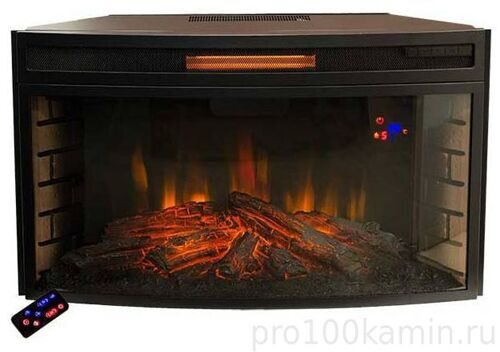 Электрокамин Real Flame Firespace 33 W S IR