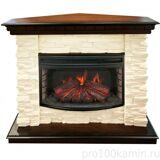 Каминокомплект Real Flame Elford Corner 25 с очагом Firefield 25 S IR