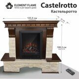 Каминокомплект Element Flame Castelrotto