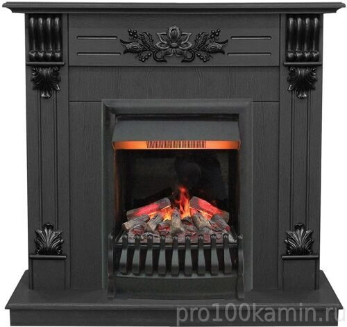 Каминокомплект Real Flame Ottawa DN с очагом 3D Oregan