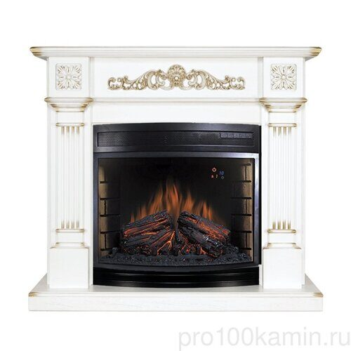Каминокомплект Royal Flame Florina с очагом Dioramic 28 LED FX
