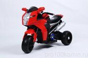Мотоцикл Joy Automatic Sport bike  красный