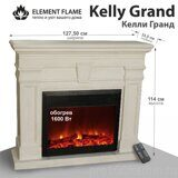 Каминокомплект Element Flame Kelly Grand