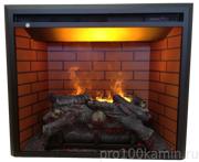 Электрокамин Real Flame 3D Leeds 26SD